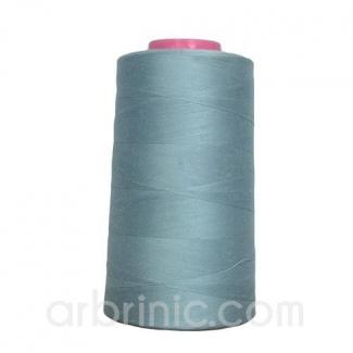 Cône fil polyester Bleu Gris (4573m)
