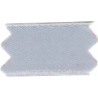 Satin Ribbon double face 25mm Light Grey (by meter)