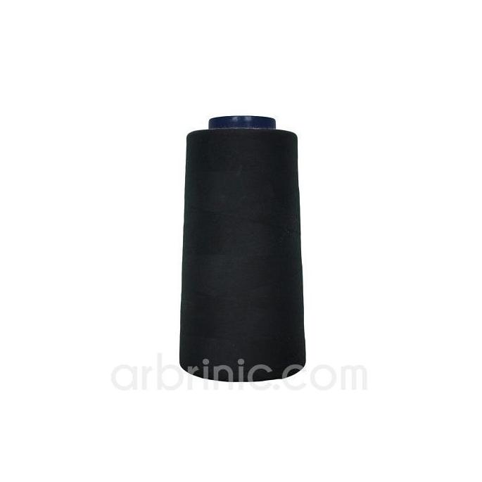 Cône fil polyester Noir (2743m)