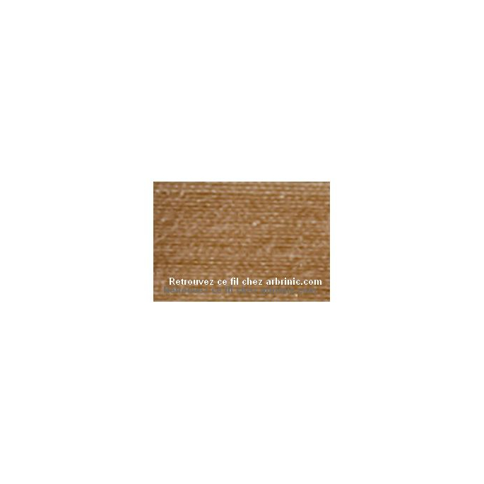 Fil polyester Mettler 200m Couleur n°1120 Faon