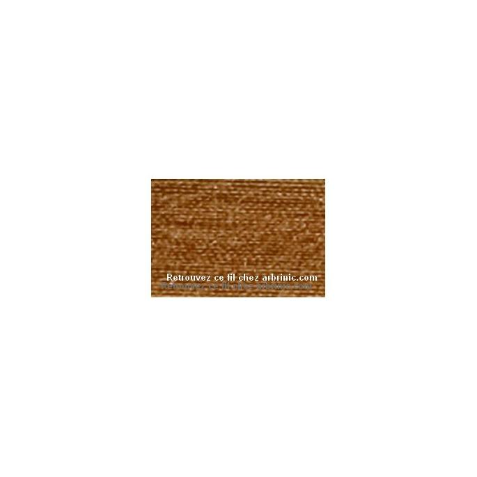 Fil polyester Mettler 200m Couleur n°1131 Laiton