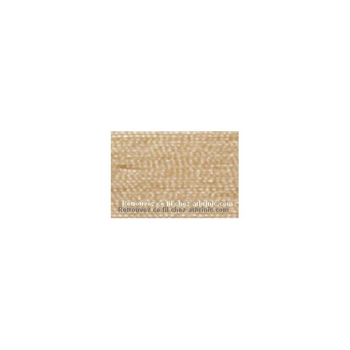 Fil polyester Mettler 200m Couleur n°1163 Rose Crevette