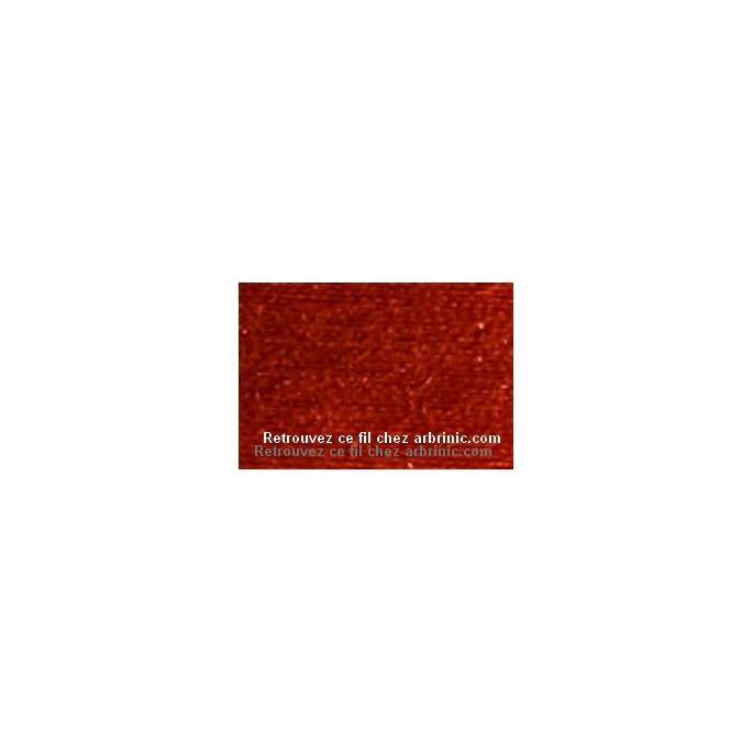Mettler Polyester Sewing Thread (200m) Color #1167 Burnt Orange
