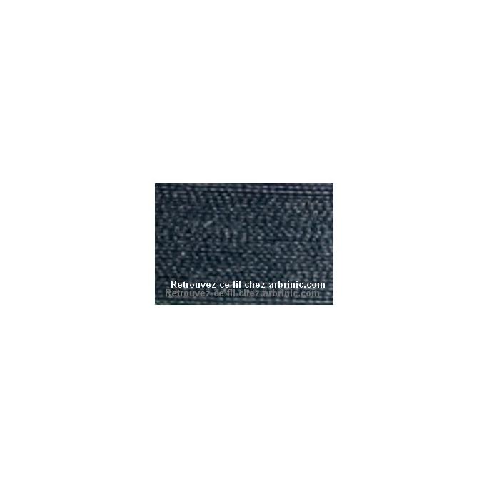 Mettler Polyester Sewing Thread (200m) Color #1242 Drab Dark Blu