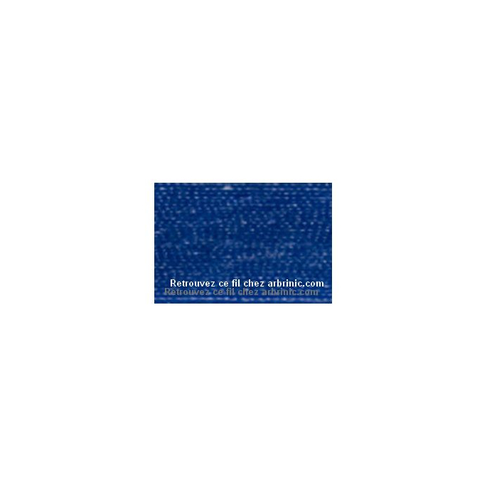 Mettler Polyester Sewing Thread (200m) Color #1303 Royal Blue