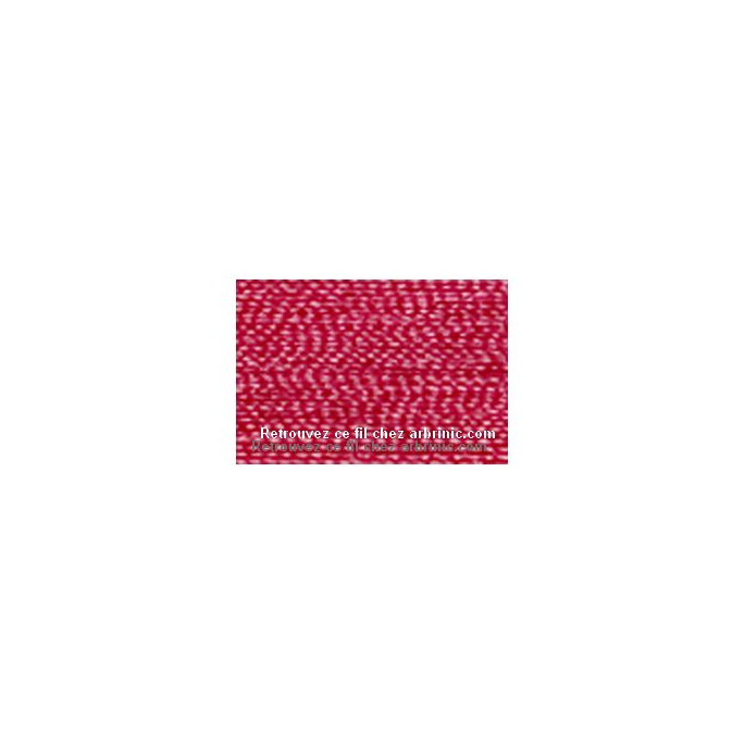 Mettler Polyester Sewing Thread (200m) Color #1422 Bright Ruby