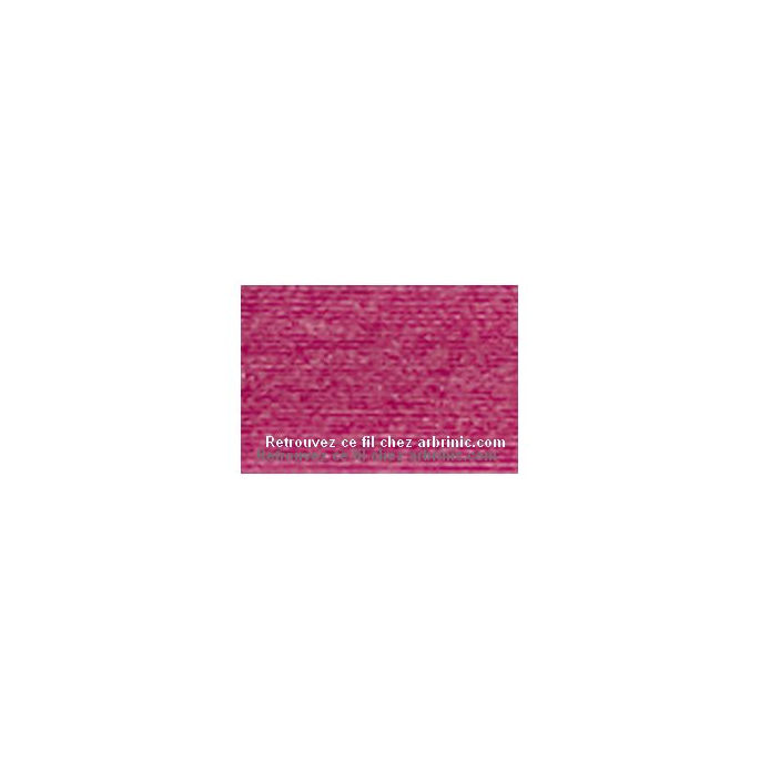 Mettler Polyester Sewing Thread (200m) Color #1423 Hot Pink