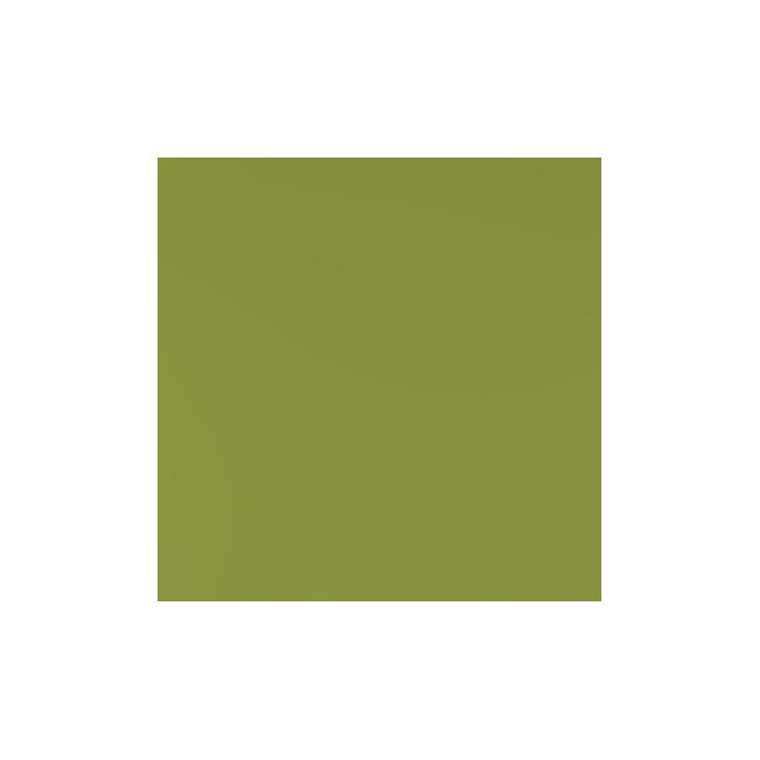 Velours de coton Oekotex Vert Olive (au mètre)