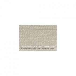 Fil polyester Mettler 200m Couleur n°3000 Mèche de Bougie