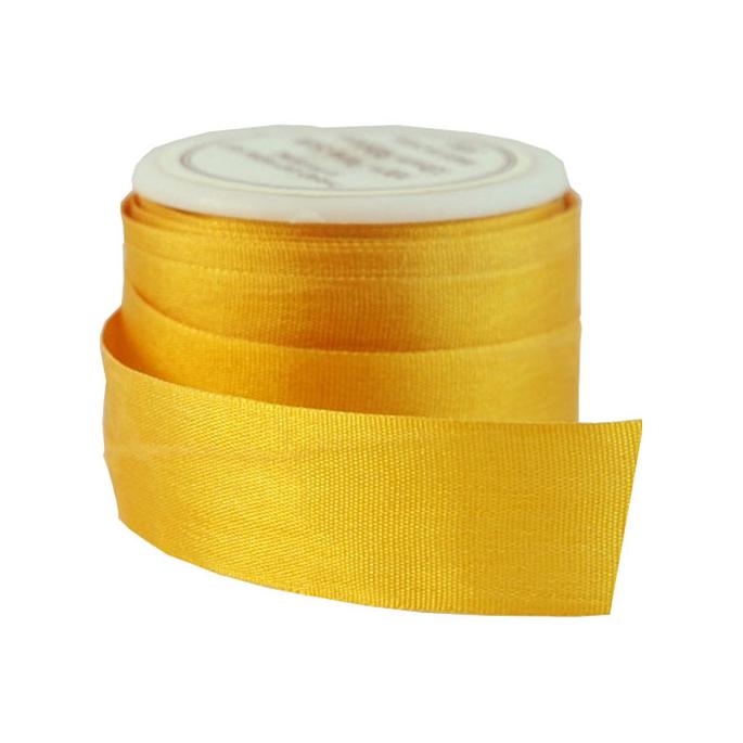 Silk Ribbon 13mm Buttercup (5m spool)