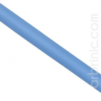 Satin Bias Binding 20mm French Blue (by meter)