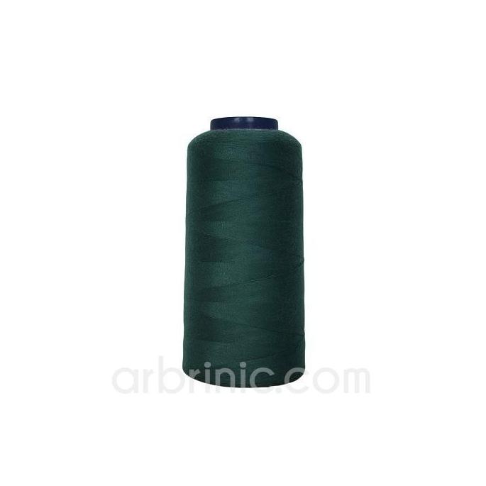 Cône fil polyester Vert de Chrome (2743m)