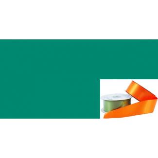 Satin Ribbon 38mm Jade (20m roll)