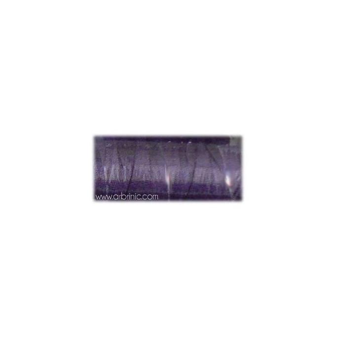 Fil polyester QA 500m Couleur 250 Violet