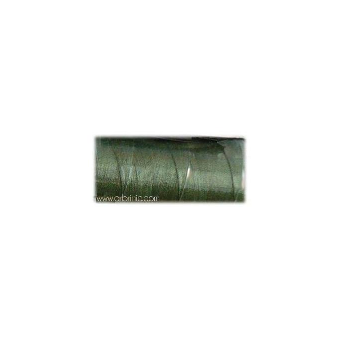 Fil polyester QA 500m Couleur 340 Vert Mousse