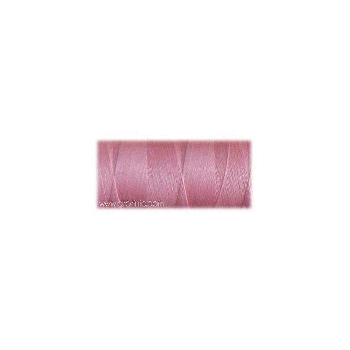 QA Polyester Sewing Thread (500m) Color #180 Princess Pink
