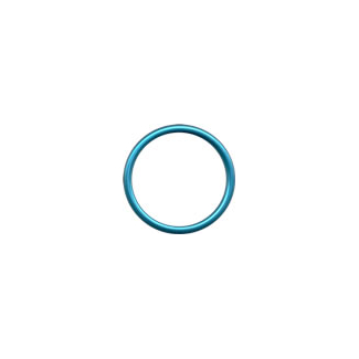 Sling Rings Turquoise Size M (1 pair)