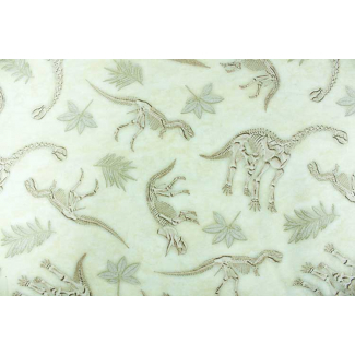 Cotton woven - Fossiles - Timeless Treasures (per 10cm)