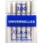 Machine needles Universal 100/16 (x5)