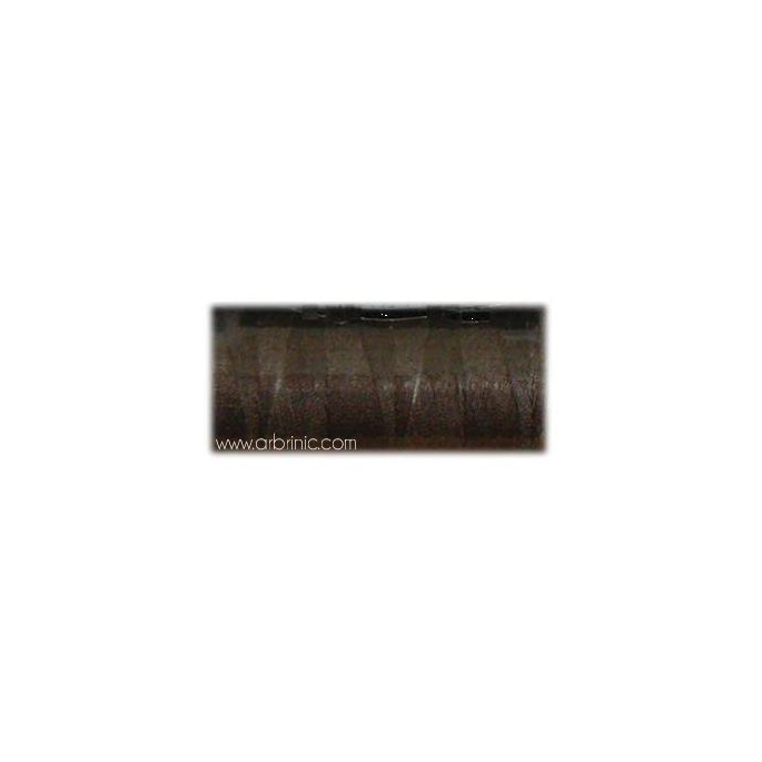 QA Polyester Sewing Thread (500m) Color #390 Dark Brown
