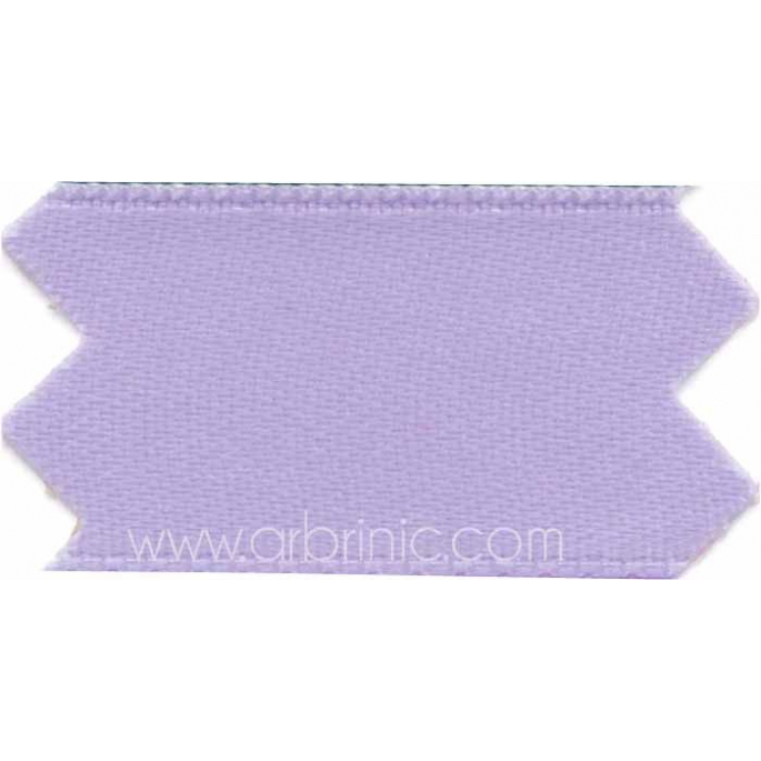 Satin Ribbon double face 11mm Purple (by meter)