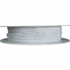 Round Cord Elastic White (by meter)