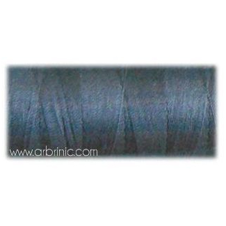 QA Polyester Sewing Thread (500m) Color #420 Vintage Blue