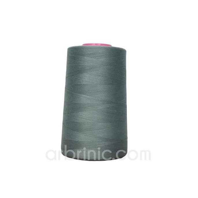 Cône fil polyester Gris Fer (4573m)