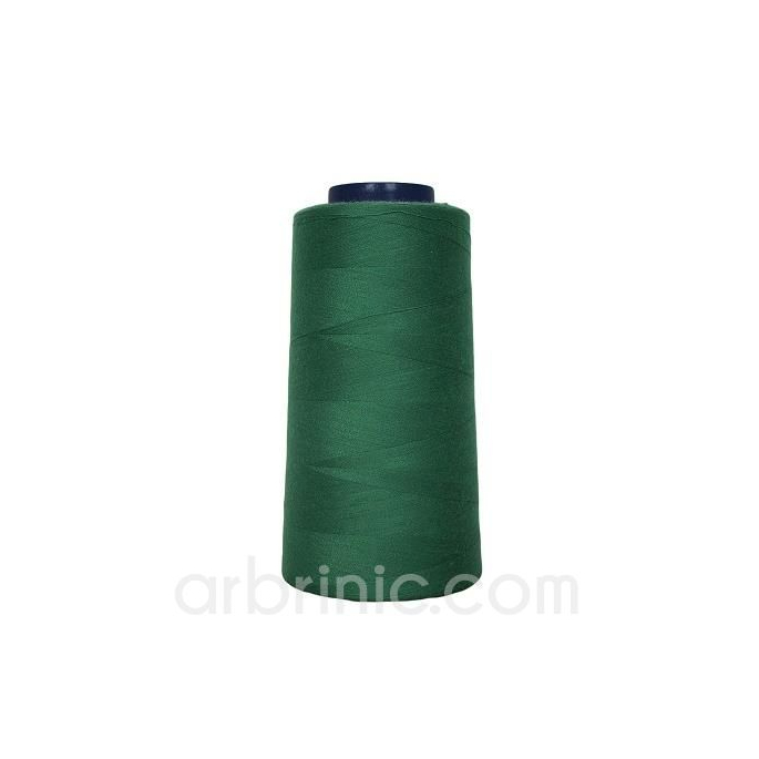 Polyester Serger and sewing Thread Cone (2743m) Pine Green