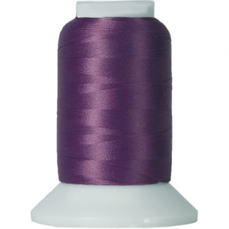 Wooly Nylon Thread Kelly Purple (1000m)
