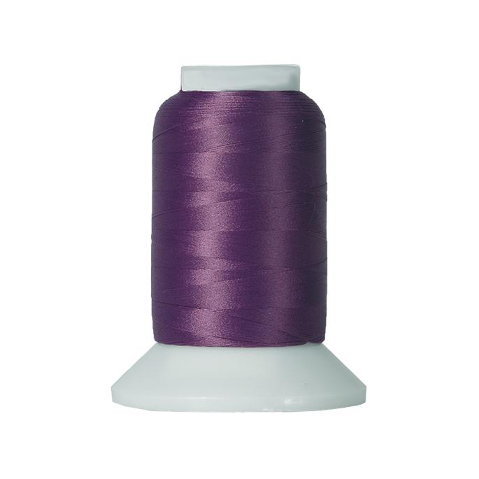 Wooly Nylon Thread Kelly Purple (1000m)