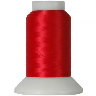 Cône Fil Mousse Wooly Nylon Rouge (1000m)
