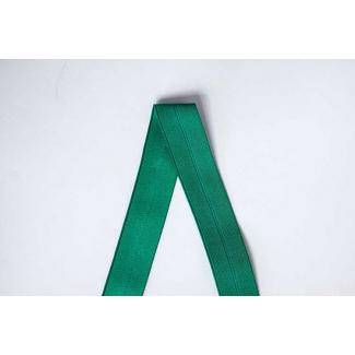 Biais élastique 2.5cm Vert foret (1m)