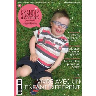 Grandir Autrement - n°49 - Vivre avec un enfant différent