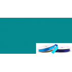 Satin Ribbon 13mm Dark Turquoise (20m roll)