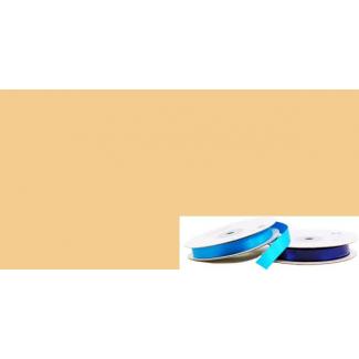 Satin Ribbon 13mm Beige (20m roll)