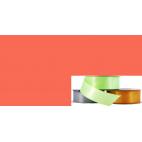 Satin Ribbon 25mm Salmon (20m roll)