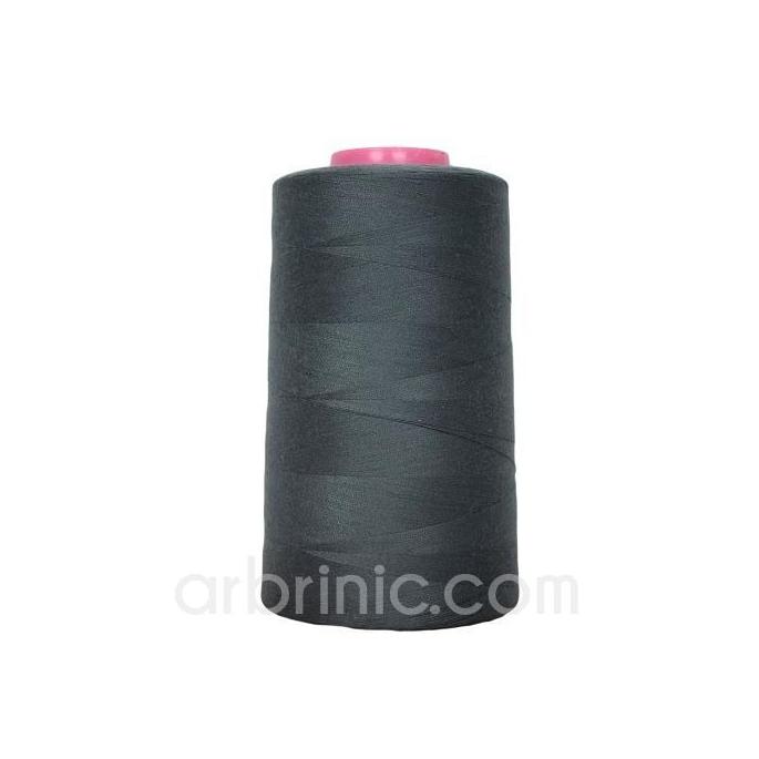 Cône fil polyester Gris Ardoise (4573m)
