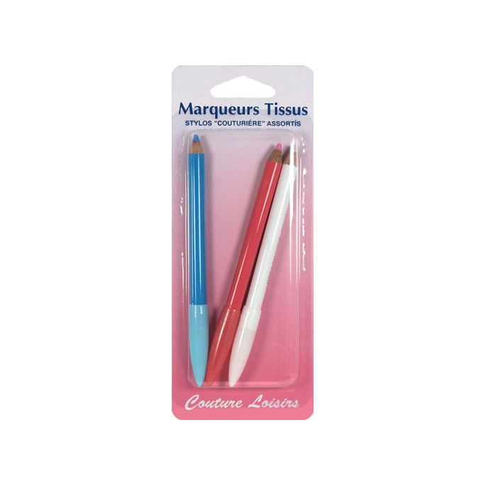 Dressmaker pencils (3 colors)