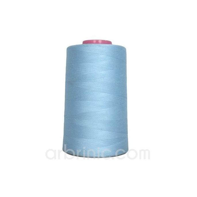 Cône fil polyester Bleu Clair (4573m)