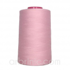 Cône fil polyester Rose Clair (4573m)