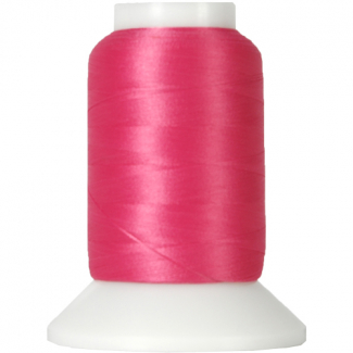 Cône Fil Mousse Wooly Nylon Rose Flashy (1000m)