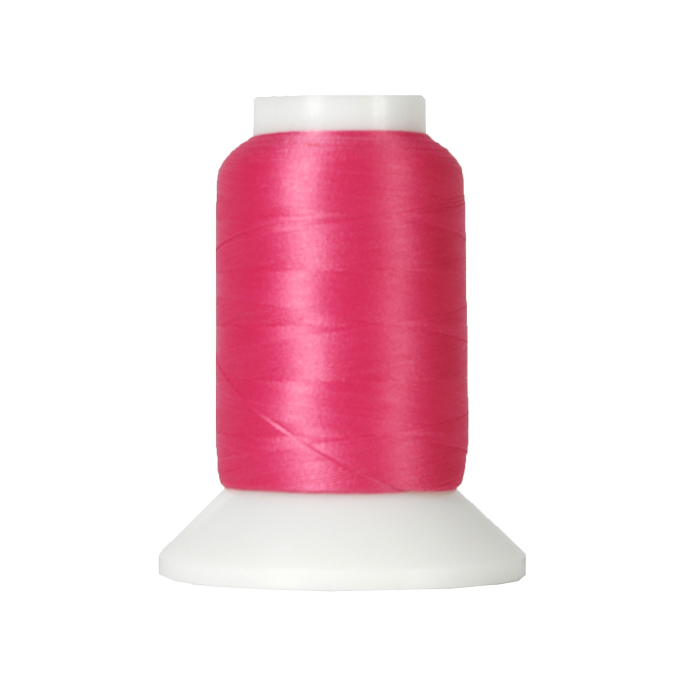 Wooly Nylon Thread Hot Pink (1000m)