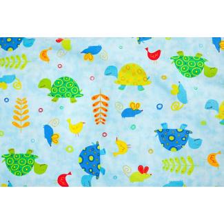 PUL Cotton - Animals (50x55)