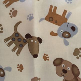PUL coton Gros chiens (50x55cm)