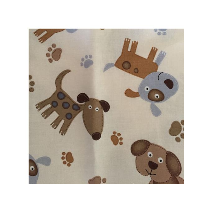 PUL cotton Big Dogs (50x55cm)