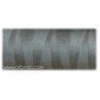 Fil polyester QA 500m Couleur 410 Gris