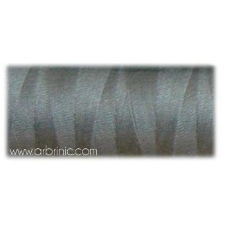 QA Polyester Sewing Thread (500m) Color #410 Grey