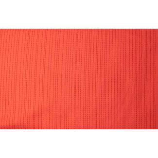 Coton imprimé Stitch Orange Michael Miller par 10cm