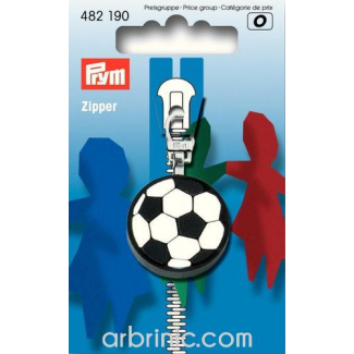 Zip puller Football PRYM